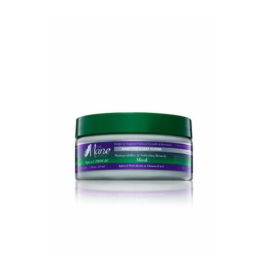 The Mane Choice - Hair Type 4 Leaf Clover Mask - Masque Intense Cheveux Type 4 (237ml)