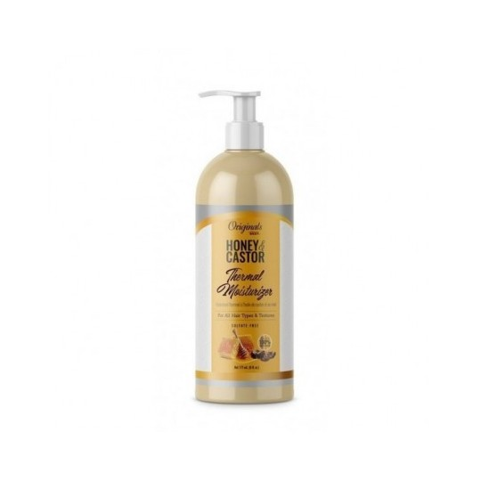 Originals By Africa's Best - Honey & Castor - Thermal Moisturizer - Hydratant Thermique (177 ml)