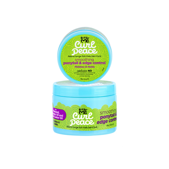 Just For Me - Curl Peace - Smoothing Ponytail & Edge Control - Beurre Nutritif Lissant (156g)