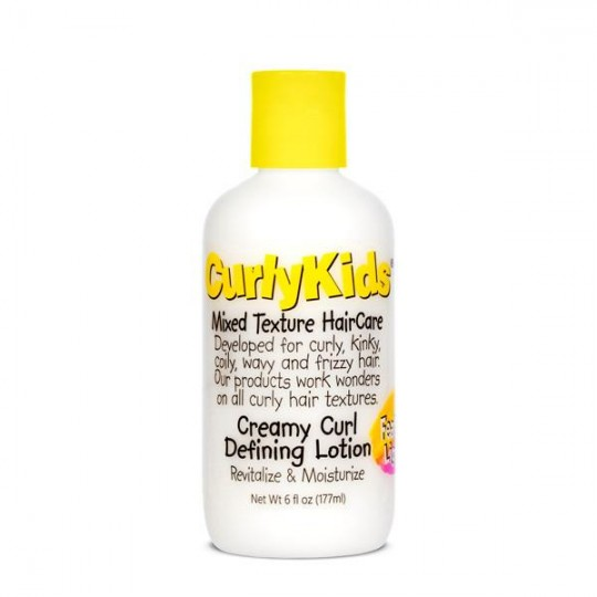 Curly Kids - Creamy Curl Defining Lotion - Lotion Définition Boucles (177ml)