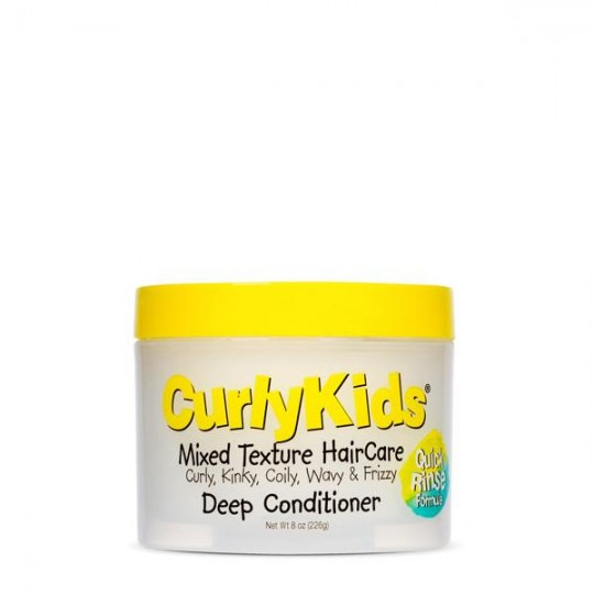 Curly Kids - Deep Conditioner - Soins Hydratant Intense Boucles (226g)