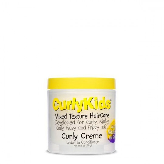 Curly Kids - Curly Creme Leave-In Conditioner - Crème Définition Boucles (170g)