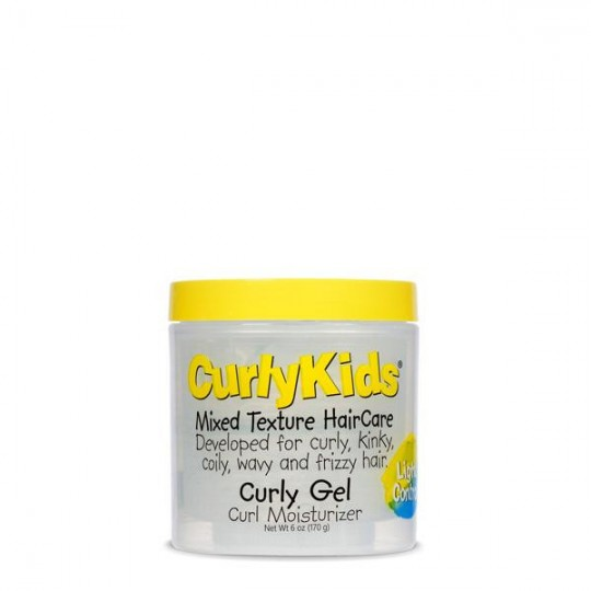 Curly Kids - Curly Gel - Gel Hydratant Boucles (170g)