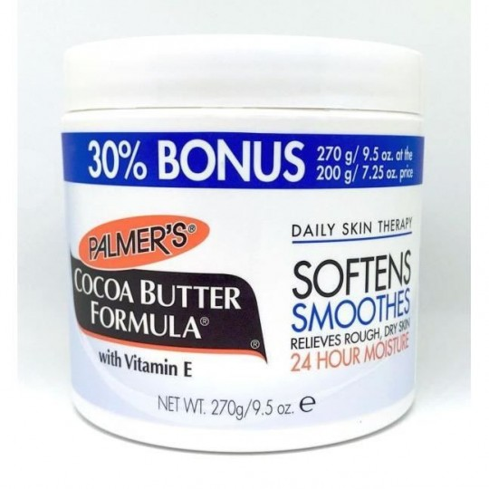 Palmer's - Cocoa Butter Formula - Daily Skin Therapy - 24H Hour moisture - Crème Hydratante Corps (270 g)