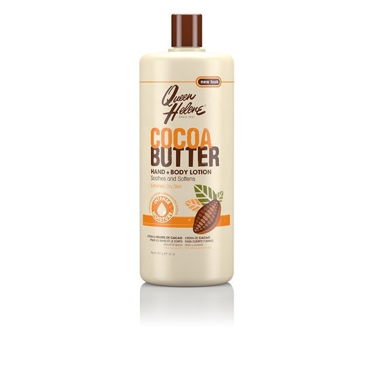 Queen Helene - Cocoa Butter - Lotion Main et Corps (907g)