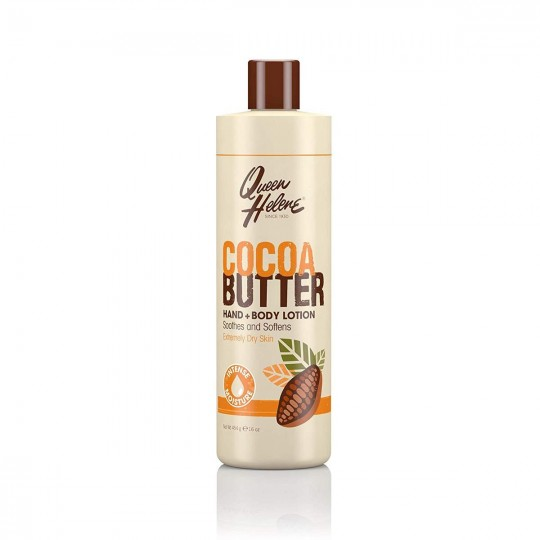 Queen Helene - Cocoa Butter - Lotion Main et Corps (454g)