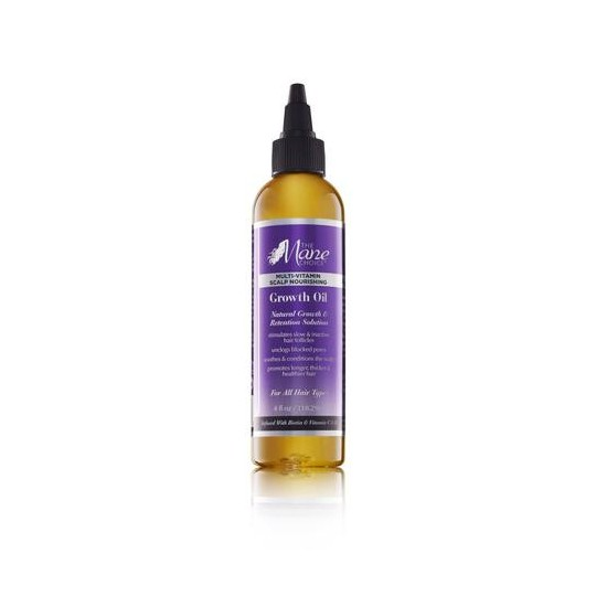 The Mane Choice - Multi-Vitamin Scalp Nourishing Growth Oil - Huile de Croissance Capillaire (118ml)