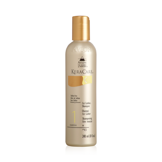 Keracare - Shampoing Lather 1ère Mousse (240ml)