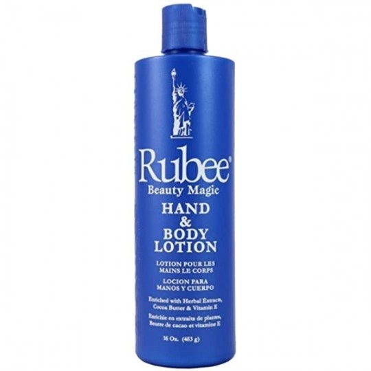 Rubee - Hand & Body Lotion - Lait Main et Corp (473ml)