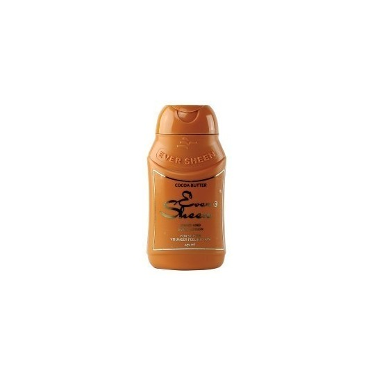 Ever Sheen - Cocoa Butter Hand & Body Lotion - Lotion corporelle (250ml)