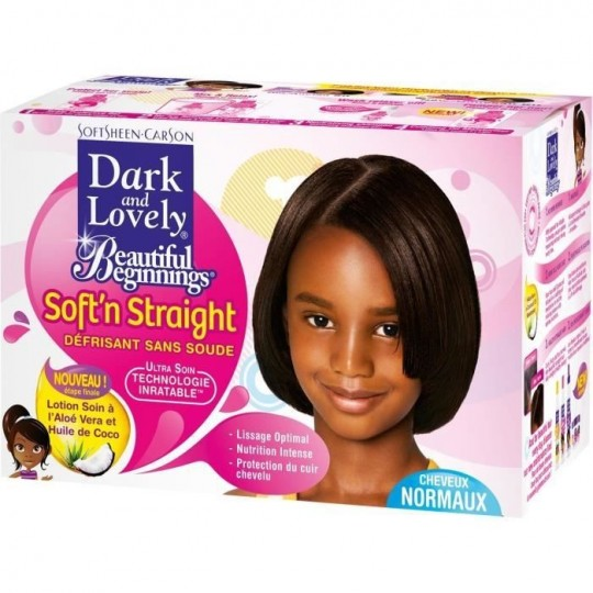 Dark & Lovely - Beautiful Beginnings - Défrisant Sans Soude Enfant (Normal)