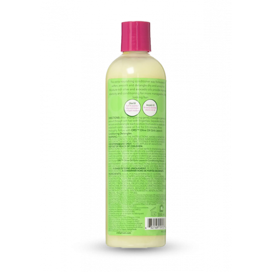 Ors - Olive Oil Girls - Moisture Rich Conditioner - Aprés Shampoing Hydratant (384ml)