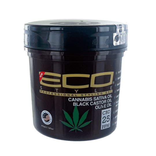 Eco Styler - Professional Styling Gel - Chanvre/Ricin/Oilive (473 ml)