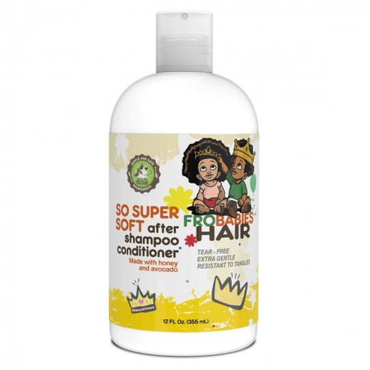 Frobabies Hair - So Super Soft After Shampoo Conditioner - Après Shampoing Doux (355ml)