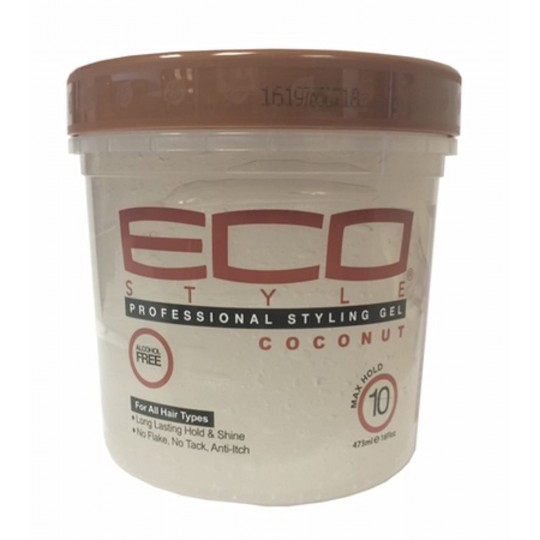 Eco Styler - Professional Styling Gel - Coconut Oil - Gel À L'huile De Coco (946 ml)