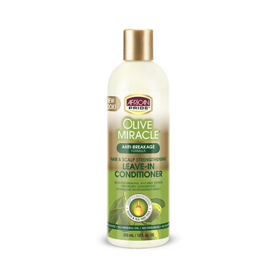 African Pride - Olive Miracle - Après-Shampooing (Leave-in)