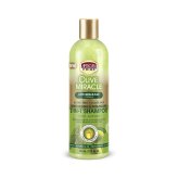 African Pride - Olive Miracle - 2en1 Shampoing & Après-Shampoing