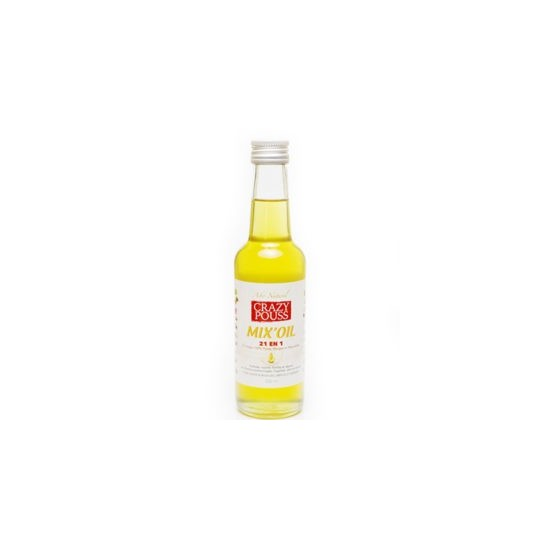 Afro Naturel - Crazy Pouss - Mix'oil 21 En 1 (250ml)