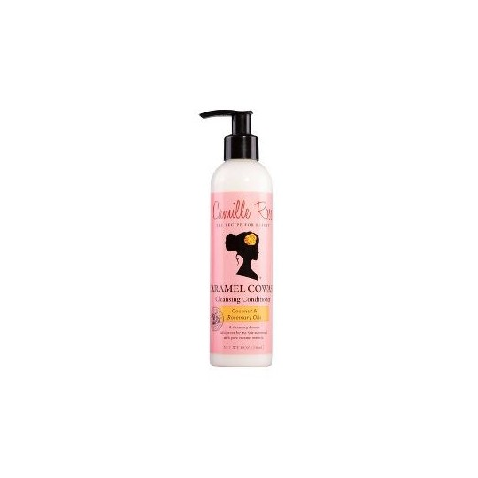 Camille Rose - Coconut & Rosemary Oils - Caramel Cowash (240 ml)