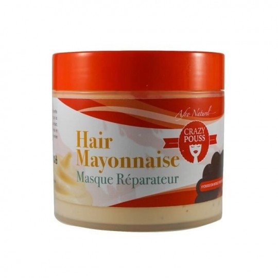 Afro Naturel - Crazy Pouss - Hair Mayonnaise