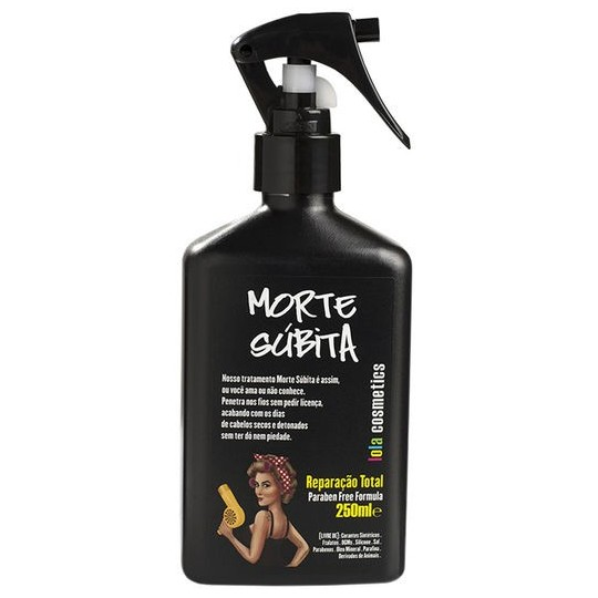Lola Cosmetics - Morte Subita - Spray Total Repair - Cheveux Endommagés (250ml)