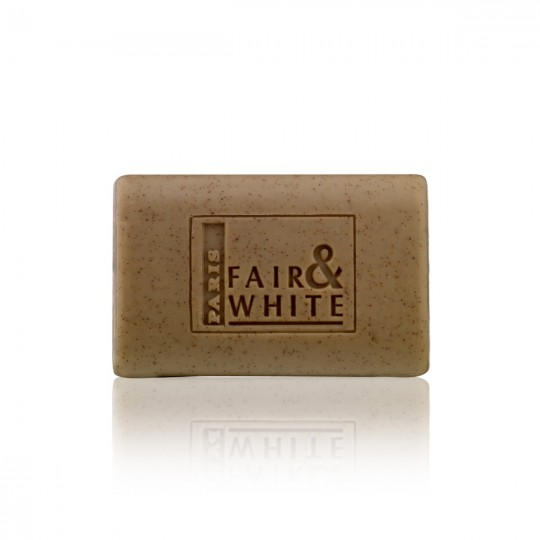 Fair And White - Savon Gommant et Exfoliant (200g)