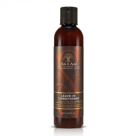As I Am - Leave-In Conditioner - Après Shampoing Sans-Rinçage 237ml