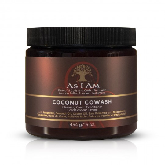 As I Am - Coconut Co-Wash - Co-Wash Nettoyant ( 454g )