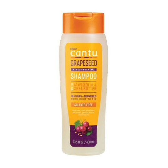Cantu - Grapeseed - Shampoing Réparateur (400ml)