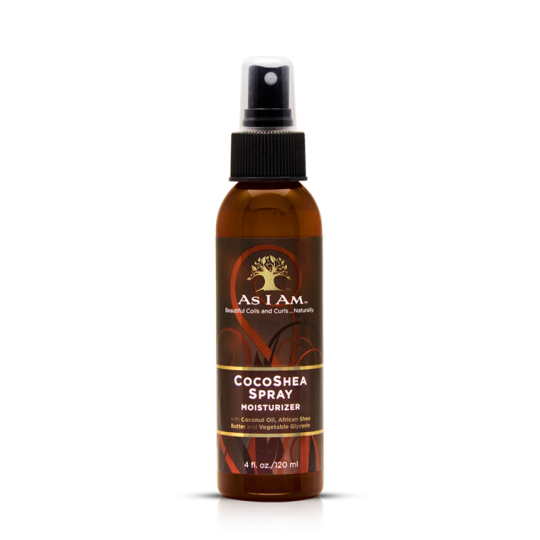 As I Am - Cocoshea Spray - Spray Hydratant Et Protecteur ( 120ml )