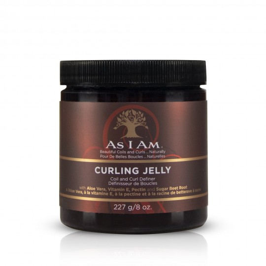 As I Am - Curling Jelly - Gelée Coiffante Cheveux Souples ( 227g)