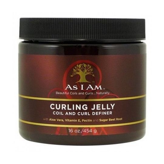 As I Am - Curling Jelly - Gelée Coiffante Cheveux Souples ( 454g)