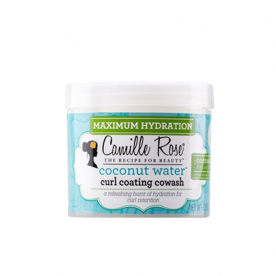 Camille Rose - Coconut Water - Curl Coating Co-wash - Co-wash Activateur de Boucles (354ml)