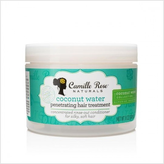 Camille Rose - Coconut Water - Penetrating Hair Treatment - Masque hydratant (240ml)