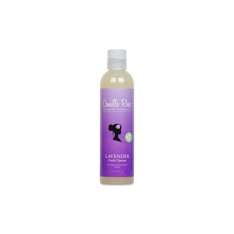 Camille Rose - Lavender Fresh Cleanse - Shampoing Doux (226g)