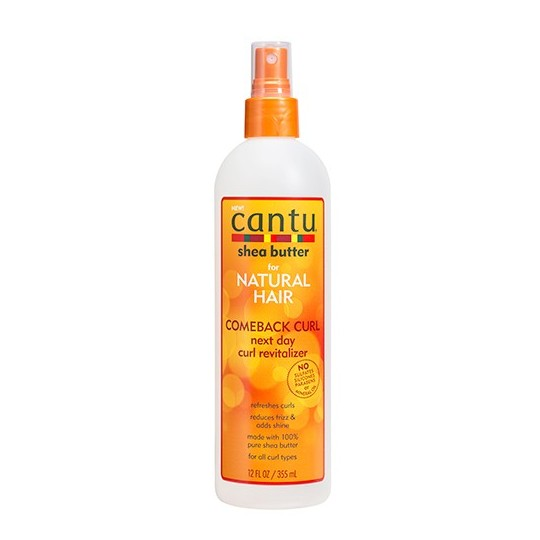 Cantu - ComeBack Curl Next Day Revitalizer - Spray Revitalisant Pour Boucles (355ml)