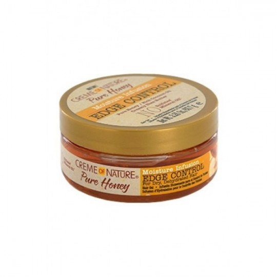 Creme Of Nature - Pure Honey - Lisseur De Bordures Hydratant (63,7g)