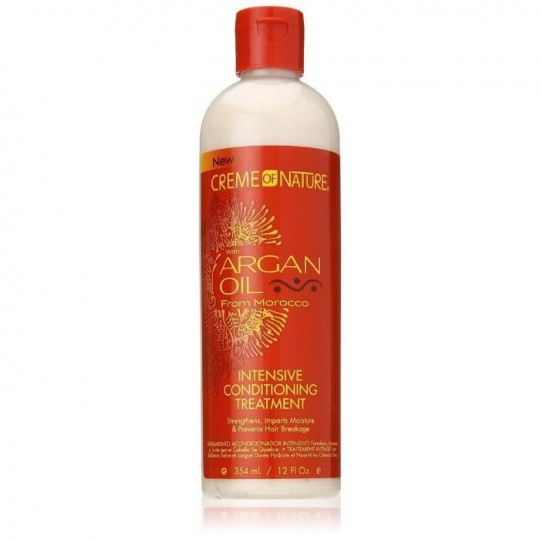 Creme Of Nature - Argan Oil - Intensive Conditioning Treatment - Soin Intensif Argan (354 ml)