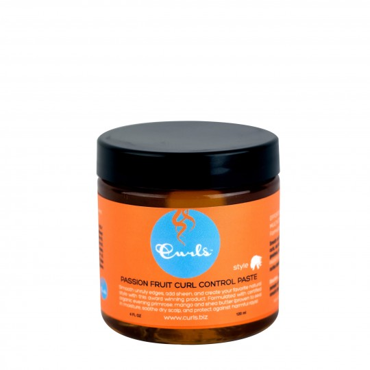 Curls - Passion Fruit Curl Control Paste - Gel Coiffant (120ml)