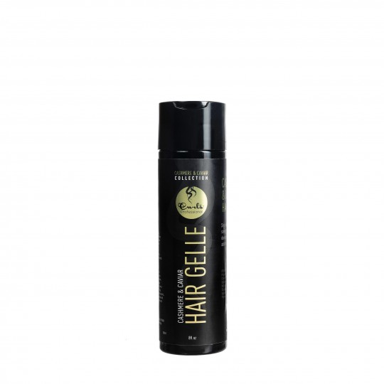 Curls - Cashmere + Caviar Hair Gelle (No Hold Hair Gel) - Gelée Coiffante (236ml)