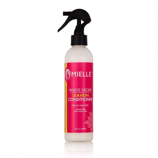Mielle Organics - White Peony Leave-In Conditioner - Conditionneur Sans Rinçage (240 ml)