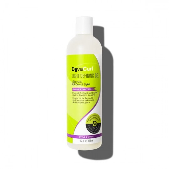 DevaCurl - Light Defining Gel - Gel Coiffant Fixation Légère (355ml)