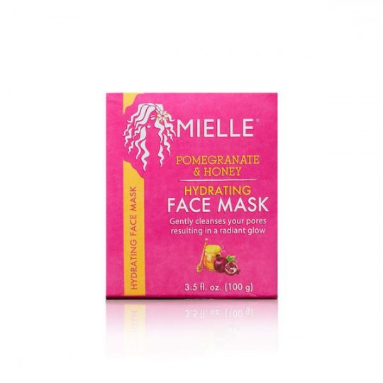 Mielle Organics - Pomegranate & Honey - Hydrating face mask - Masque Facial Hydratant (100 g)