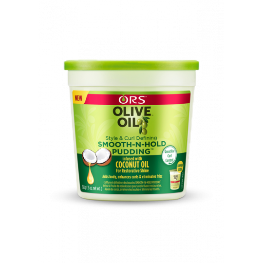 ORS - Olive Oil - Smooth-N-Hold Pudding - Crème Hydratante (368 g)