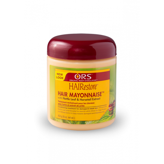 ORS - Olive Oil Hairestore - Hair Mayonnaise - Masque Capillaire (227 g)