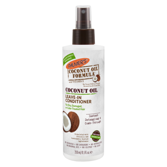 Palmer's - Coconut Oil Formula - Leave-In Conditioner - Spray Fortifiant Sans Rinçage (250 ml)