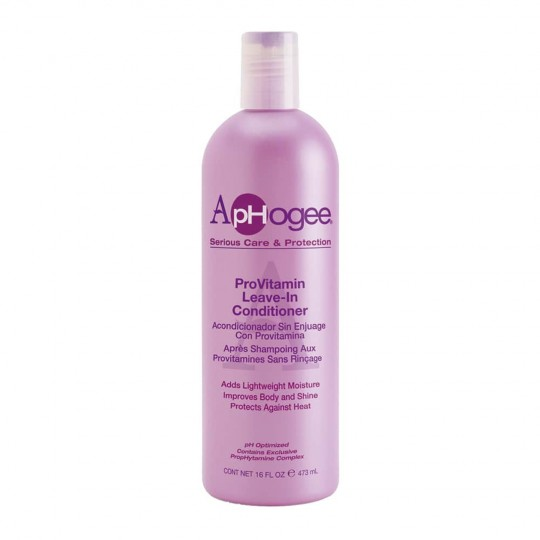 ApHogee - Provitamin Leave-In Conditioner - Après-Shampooing Sans Rinçage (473 ml)