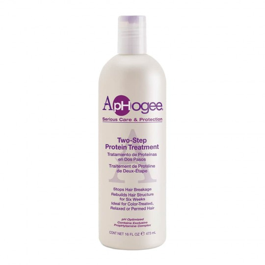ApHogee - Two-Step Protein Treatment -Traitement Intensif Protéines (473 ml)