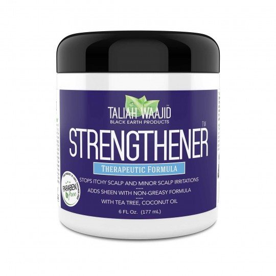 Taliah Waajid - Black Earth Products - Herbal Strengthener Therapeutic Formula - Pommade À Base De Plantes (177 ml)